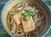 和風麺の薬味に