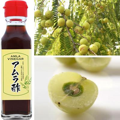 アムラ柿酢