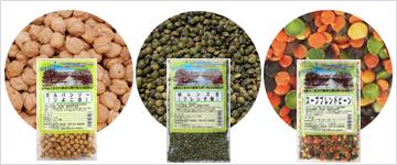 ネオファームの豆
